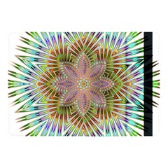Star Flower Glass Sexy Chromatic Symmetric Apple Ipad 9 7 by Jojostore