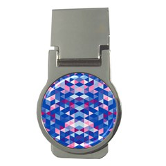 Digital Art Art Artwork Abstract Money Clips (round)