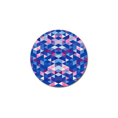 Digital Art Art Artwork Abstract Golf Ball Marker (4 Pack) by Sapixe