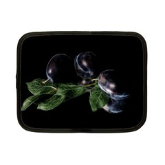 Plums Photo Art Fractalius Fruit Netbook Case (small) by Sapixe