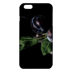 Plums Photo Art Fractalius Fruit Iphone 6 Plus/6s Plus Tpu Case
