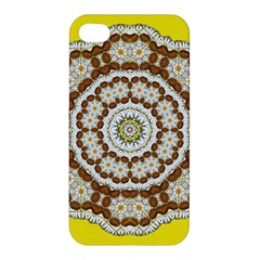 Pretty As A Flower Everywhere You Can See Apple Iphone 4/4s Hardshell Case by pepitasart