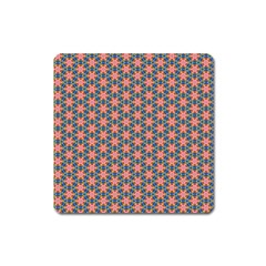 Background Pattern Texture Square Magnet
