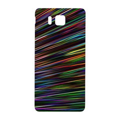 Texture Colorful Abstract Pattern Samsung Galaxy Alpha Hardshell Back Case