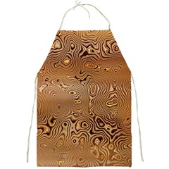 Circuit Board Full Print Aprons by Jojostore