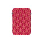 Damask Background Gold Apple iPad Mini Protective Soft Cases Front