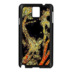 Artistic Effect Fractal Forest Background Samsung Galaxy Note 3 N9005 Case (black) by Jojostore