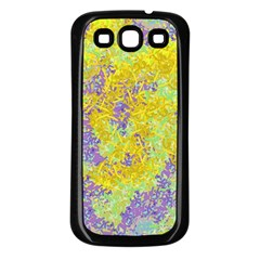 Backdrop Background Abstract Samsung Galaxy S3 Back Case (black) by Jojostore