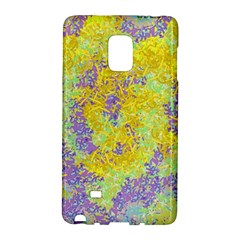Backdrop Background Abstract Samsung Galaxy Note Edge Hardshell Case by Jojostore