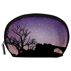 Arches National Park Night Accessory Pouch (large) by Jojostore