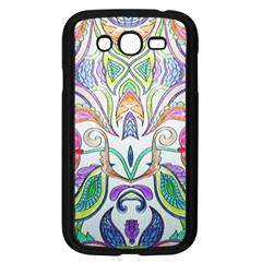 Wallpaper Created From Coloring Book Samsung Galaxy Grand Duos I9082 Case (black)