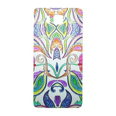 Wallpaper Created From Coloring Book Samsung Galaxy Alpha Hardshell Back Case