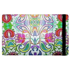 Wallpaper Created From Coloring Book Apple Ipad Pro 9 7   Flip Case by Jojostore
