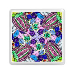 Wallpaper Created From Coloring Book Memory Card Reader (square) by Jojostore
