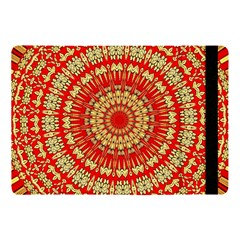 Gold And Red Mandala Apple Ipad 9 7 by Jojostore