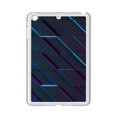Glass Scifi Violet Ultraviolet Ipad Mini 2 Enamel Coated Cases by Sapixe