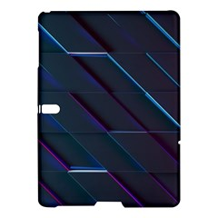 Glass Scifi Violet Ultraviolet Samsung Galaxy Tab S (10 5 ) Hardshell Case