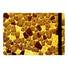 Yellow Cast Background Apple Ipad 9 7 by Jojostore