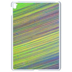 Diagonal Lines Abstract Apple Ipad Pro 9 7   White Seamless Case by Jojostore