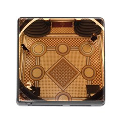 The Elaborate Floor Pattern Of The Sydney Queen Victoria Building Memory Card Reader (square 5 Slot) by Jojostore