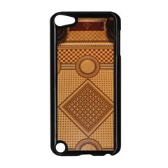 The Elaborate Floor Pattern Of The Sydney Queen Victoria Building Apple Ipod Touch 5 Case (black) by Jojostore