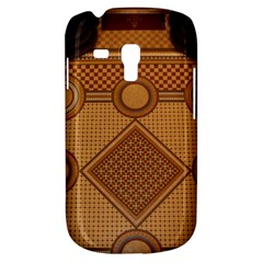 The Elaborate Floor Pattern Of The Sydney Queen Victoria Building Samsung Galaxy S3 Mini I8190 Hardshell Case by Jojostore