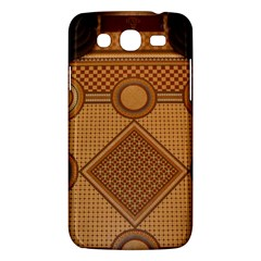 The Elaborate Floor Pattern Of The Sydney Queen Victoria Building Samsung Galaxy Mega 5 8 I9152 Hardshell Case  by Jojostore
