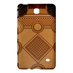 The Elaborate Floor Pattern Of The Sydney Queen Victoria Building Samsung Galaxy Tab 4 (8 ) Hardshell Case  by Jojostore