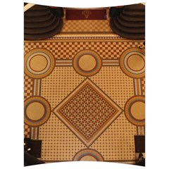 The Elaborate Floor Pattern Of The Sydney Queen Victoria Building Back Support Cushion