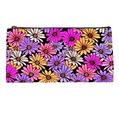 Floral Pattern Pencil Cases by Jojostore