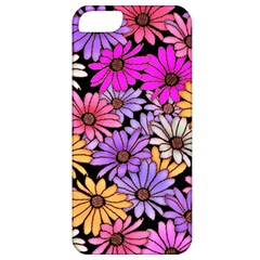 Floral Pattern Apple Iphone 5 Classic Hardshell Case by Jojostore