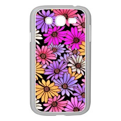 Floral Pattern Samsung Galaxy Grand Duos I9082 Case (white) by Jojostore