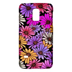 Floral Pattern Samsung Galaxy S5 Mini Hardshell Case