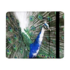 Animal Photography Peacock Bird Samsung Galaxy Tab Pro 8 4  Flip Case by Jojostore