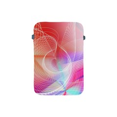 Background Nebulous Fog Rings Apple Ipad Mini Protective Soft Cases by Jojostore