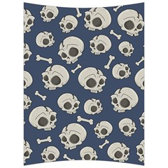 Halloween Skull Pattern Back Support Cushion