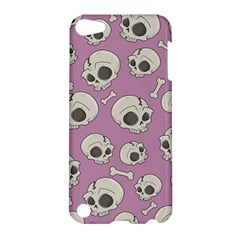 Halloween Skull Pattern Apple Ipod Touch 5 Hardshell Case