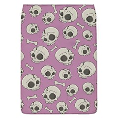 Halloween Skull Pattern Removable Flap Cover (l)