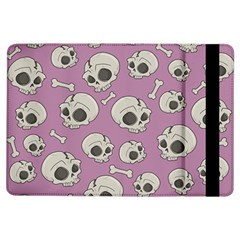 Halloween Skull Pattern Ipad Air Flip