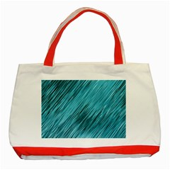 Banner Header Classic Tote Bag (red) by Jojostore
