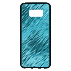 Banner Header Samsung Galaxy S8 Plus Black Seamless Case