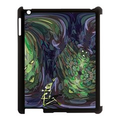 Backdrop Background Abstract Apple Ipad 3/4 Case (black) by Jojostore