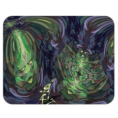 Backdrop Background Abstract Double Sided Flano Blanket (medium)
