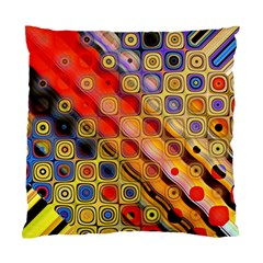 Background Texture Pattern Standard Cushion Case (two Sides) by Jojostore