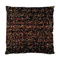 Colorful And Glowing Pixelated Pattern Standard Cushion Case (two Sides)