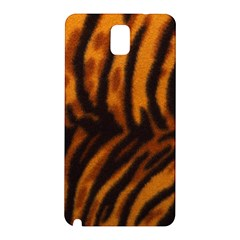 Animal Background Cat Cheetah Coat Samsung Galaxy Note 3 N9005 Hardshell Back Case by Jojostore