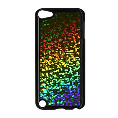 Construction Paper Iridescent Apple Ipod Touch 5 Case (black) by Jojostore
