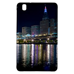 Cleveland Building City By Night Samsung Galaxy Tab Pro 8 4 Hardshell Case
