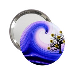 Composing Nature Background Graphic 2 25  Handbag Mirrors
