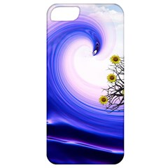 Composing Nature Background Graphic Apple Iphone 5 Classic Hardshell Case